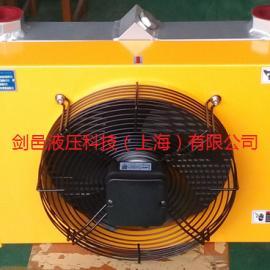 上海剑邑AH1470T-A2风冷式油冷却器、液压风冷却器