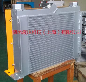 剪板机液压系统风冷却器散热器、折弯机液压系统风冷却器散热器