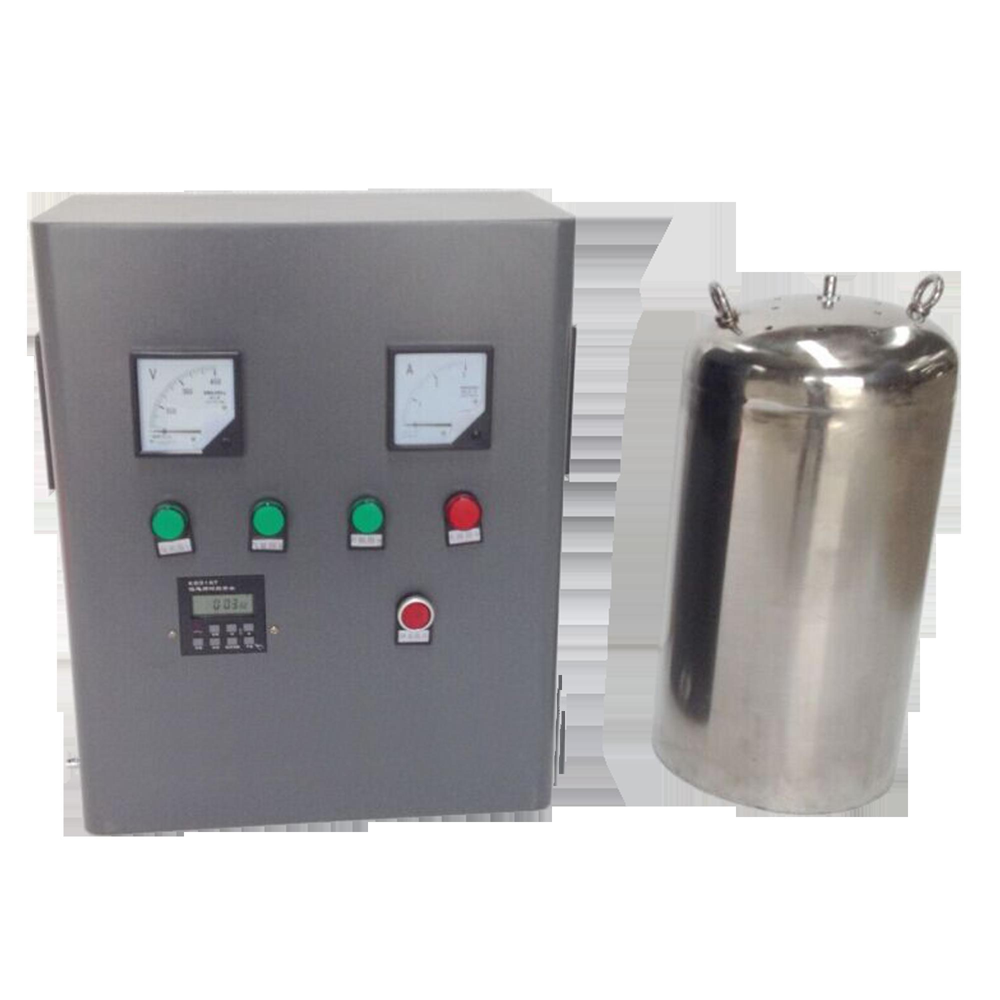 冷凝器在线自动清洗系统