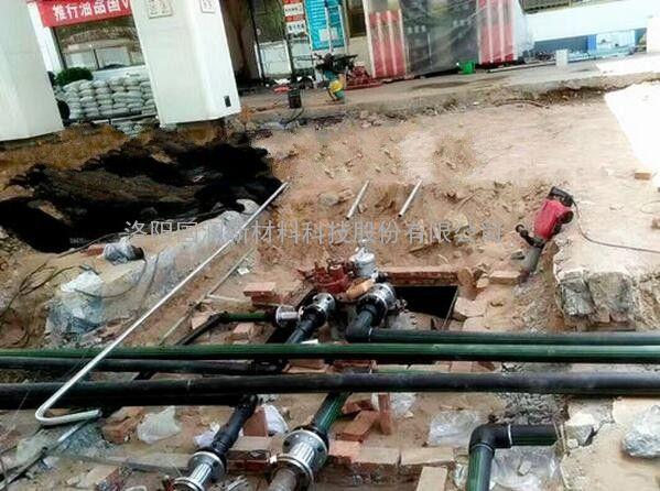 加油站导静电输油管道,输油管规格
