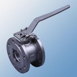 高平台美标对夹球阀Q71F 高平台球阀 球阀 法兰球阀 不锈钢球阀