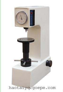 HR-45DT电动表面洛氏硬度计/金属薄片薄板洛氏硬度计