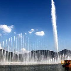 小区雕塑喷泉