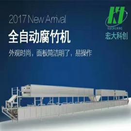 济南2017新型腐竹机1可操作多条生产线,腐竹油皮机厂家直销