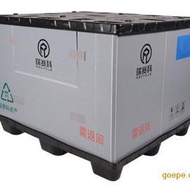 围板箱|塑料围板箱|折叠围板箱|蜂窝板围板箱|围板箱厂家