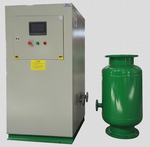 冷凝器在线自动清洗系统DLCS