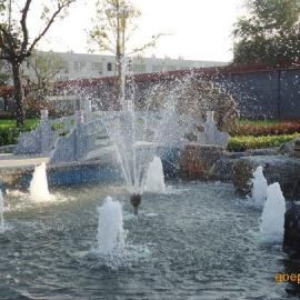 动态喷泉 喷泉制作 制作小喷泉