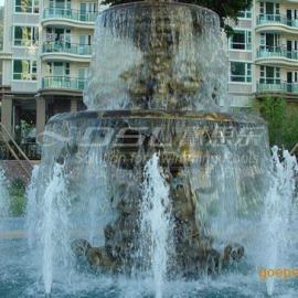 假山喷泉制作公司 雕塑喷泉 喷泉设计规划