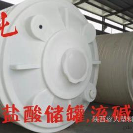30吨圆柱水塔30方塑料储水罐PE大桶
