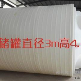 青海30吨液体肥料储存罐30方塑料水箱/水塔厂家