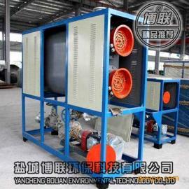 菏泽鄄城无纺布企业电加热导热油炉占地小投资省