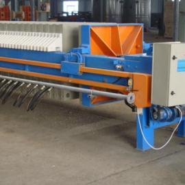 厂家直销100平方造纸废水压滤机 120平方液压自动保压型压滤机