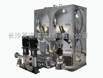 湖南不锈钢箱泵一体化水箱