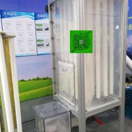 惠州环保设备之废气处理之氧化铝纤维高温过滤器