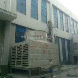 金创横流式玻璃钢方型冷却塔厂家直销亳州冷却塔