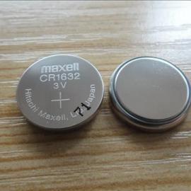 日本原装进口万胜CR1632一次性3V纽扣电池
