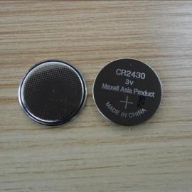 日本原装进口万胜CR2430一次性3V纽扣电池