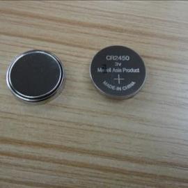 日本原装进口万胜CR2450电池3V一次性纽扣电池