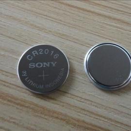 日本原装进口索尼CR2016一次性3V纽扣电池