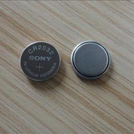 日本原装进口索尼CR2032一次性3V纽扣电池
