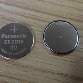 日本原装进口松下CR2016一次性3V纽扣电池