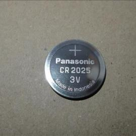 日本原装进口松下CR2025一次性3V纽扣电池