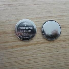 日本原装进口松下CR2032一次性3V纽扣电池