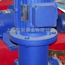 立式管道磁力泵