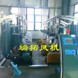 秦皇岛吸湿纸巾用罗茨真空泵丨负压罗茨鼓风机