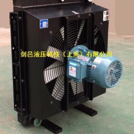 AKG爱克奇T系列工程机械液压油散热器风冷式油冷却器替代型