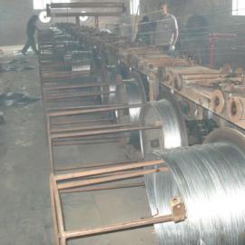 厂家直销镀锌铁丝-淄博8号 10号镀锌铁丝多钱-50吨现货随时发