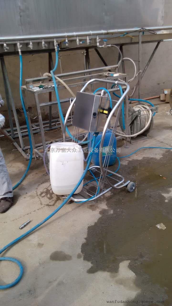 食品厂用泡沫清洗机