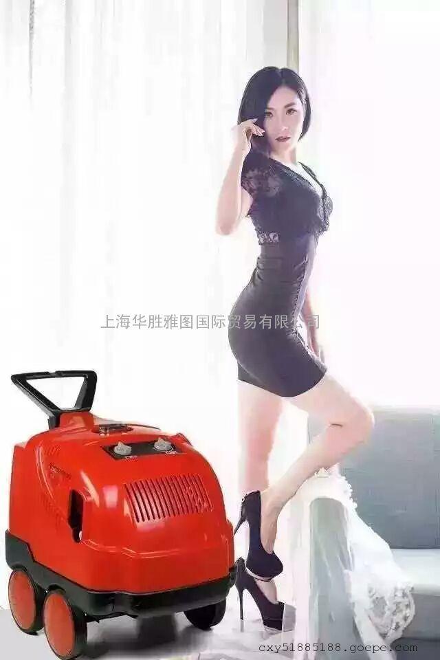 工业清洗机 冷热两用高压清洗机 重油污清洗机