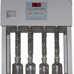 JC-102型12管COD消解器价格污水厂化验室仪器厂家