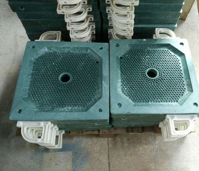 动千斤顶厢式压滤机 迷你压榨机420型