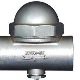 CS17H-16P 不锈钢双金属可调式温蒸汽疏水阀
