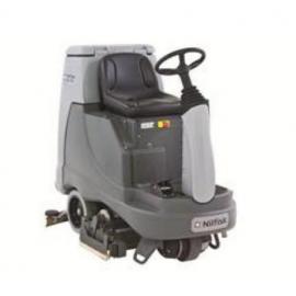 力奇先进BR855驾驶式洗地吸干机 力奇洗地机 进口洗地机