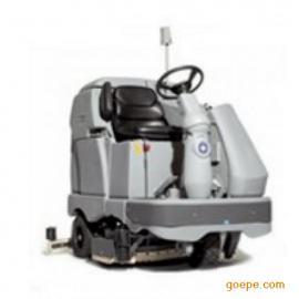 力奇先进BR1300S 全自动洗地吸干机 驾驶式洗地吸干机