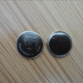 日本原装进口万胜CR2025一次性3.0v纽扣电池
