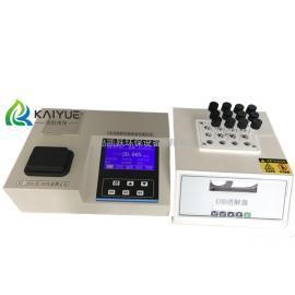 污水处理厂KY-400型多参数cod 氨氮测定仪