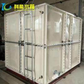科能供应辽宁组合式玻璃钢水箱 聚氨酯发泡保温水箱