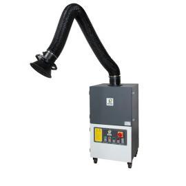 订制单双臂移动式焊烟净化器 焊烟除尘器 隧道焊烟净化设备