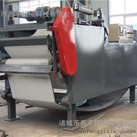 高效节能带式压滤机、污泥脱水带式压滤机/诸城善机械压滤机
