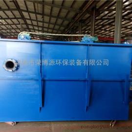 平流式加压溶气气浮机 RBF 一体化新型设备 无动力消耗