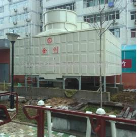 金创牌横流式玻璃钢方型组合式冷却塔厂家直销宝鸡冷却塔