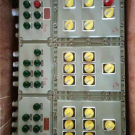 挂式一控三水泵风机电磁防爆控制箱就地远程启动箱定制