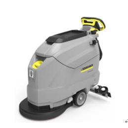 德国凯驰手推式紧凑洗地吸干机