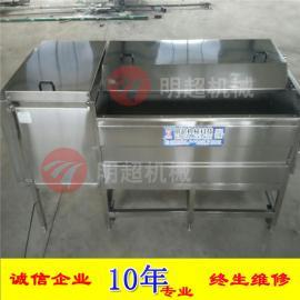 多功能果蔬去皮清洗机 不锈钢毛棍清洗机 厂家直售