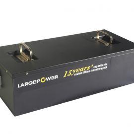 AGV车锂电池48V 50Ah磷酸铁锂电池组