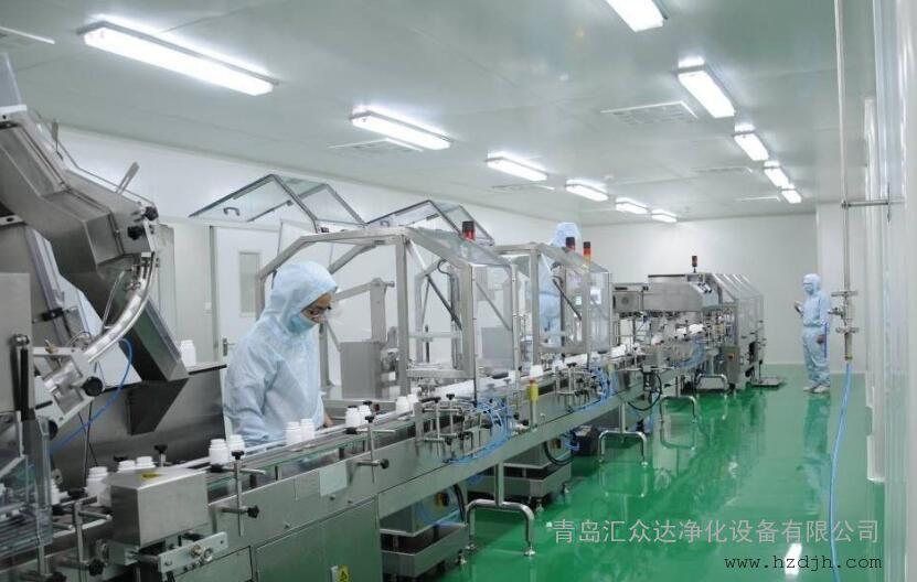 青岛电子厂净化,青岛电子厂净化工程优质施工厂家报价参考